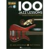 HAL LEONARD Bass Lesson Goldmine: 100 Jazz Lessons