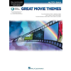 HAL LEONARD Great Movie Themes: Instrumental P-A Alto sax Alto Sax