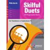 HAL LEONARD Skilful Duets Bb Trombone / Euphonium