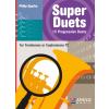 HAL LEONARD Super Duets 2 Trombones/Euphoniums TC