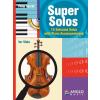 HAL LEONARD Super Solos Viola and Piano
