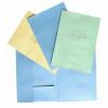 Halas Okmánytartó iratgyűjtő Fókusz A/4 230g kék  (pólyás dosszié)