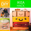 Halmos Mónika HALMOS MONIKA - IKEA HACK - DIY CSINÁLD MAGAD!