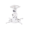 Hama 118610 mennyezeti projektor konzol, fehér