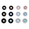 Hama 122681szilikon pótgyűrű fülhallgatókhoz, 12db