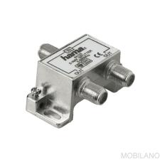 Hama 44123 2-es SAT Elosztó audió/videó kellék, kábel és adapter