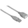 Hama 45027 USB hosszabítókábel A-A típus 1,8 M