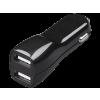 Hama Autós dupla töltő USB 2100mA (14127)