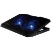 Hama notebook hűtő, fekete