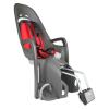Hamax Zenit Relax Gyerekülés kerékpár vázra/csomagtartóra #szürke-piros