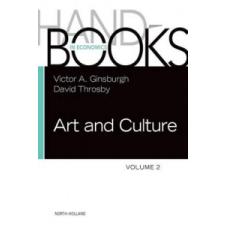 Handbook of the Economics of Art and Culture – Victor A Ginsburgh idegen nyelvű könyv