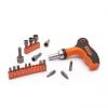 Handy Tools Handy T-markolatú racsnis csavarhúzó szett (10640)