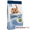 Happy Cat Fit & Well Junior macskatáp 300g