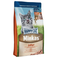 Happy Cat Happy Cat Minkas Geflügel 4 kg macskaeledel