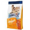 Happy Cat Indoor felnőtt száraz macskaeledel 300 g lazac