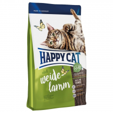 Happy Cat Supreme Happy Cat Adult bárány - 10 kg macskaeledel