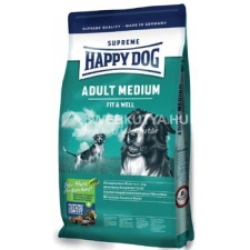 Happy Dog Happy Dog Supreme Fit & Well Adult Medium 4 kg kutyaeledel