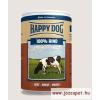 Happy Dog Rind Pur marhás konzerv kutyának 12*200g