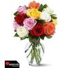 Harlekin - Rózsacsokor 15