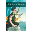 Harry Gilbert The Year Of Sharing - Oxford Bookworms Library 2 - MP3 Pack