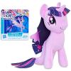 Hasbro Én kicsi pónim: A film - Twilight Sparkle sellőpóni plüssfigura