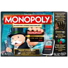 Hasbro Monopoly teljes körű bankolással társasjáték