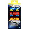 Hasbro Nerf Nitro - 3 darabos kisautó szett