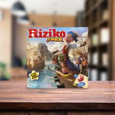 Hasbro: Rizikó Junior társasjáték társasjáték