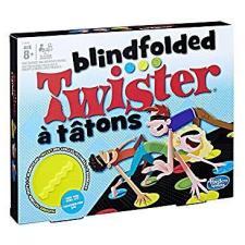 Hasbro Twister bekötött szemmel ügyességi társasjáték társasjáték
