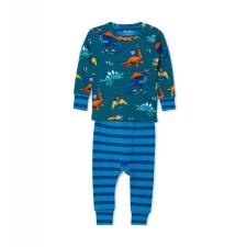 Hatley fiú pizsama, kék, 58-69 hálóing, pizsama
