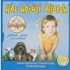 HÁZ KÖRÜLI ÁLLATOK - DALOSKÖNYV + CD + KIFESTŐ!