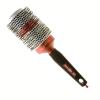 Head Jog 97 ionos, kerámiás körkefe hőcsíkkal 52 mm, piros-fekete