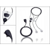 Headset, Nokia 6111,N70,N70,N93i, felvevőgombos, 2 füles sztereó, gyári /HDS-3/, fekete, csomagolás nélküli