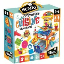 Headu 3D Szerepjáték Puzzle-Premier konyha HEADU puzzle, kirakós