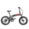 Hecht Compos XL elektromos kerékpár, összecsukható