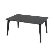 Hecht Jardin grafit kerti asztal kerti bútor