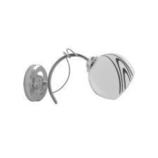 Helam Fali lámpa COLBY 1xE27/60W/230V króm világítás