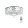 Helam Mennyezeti lámpa CHELSEA 5xE14/60W/230V+LED