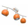 Helam Spotlámpa MORRIS 3xE27/60W narancssárga