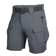 "HELIKON-TEX Helikon Outdoor Tactical Rip-Stop 8,5"" rövidnadrág polycotton Shadow Grey"