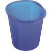 """HELIT Szemetes, 13 liter, HELIT """"Economy"""", áttetsző kék"""