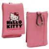 Hello Kitty Flap Pastel4 univerzális álló bőrtok rózsaszín (HKPOFLP4P)*