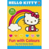 Hello Kitty - Fun with Colours