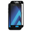 Hello Mo TGSP edzett üvegfólia 9H keménységű, 5D Full Cover, Samsung Galaxy A5 (2017), fekete