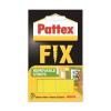 """HENKEL """"Pattex Fix"""" 20 x 40 mm visszaszedhető kétoldalú ragasztócsík"""