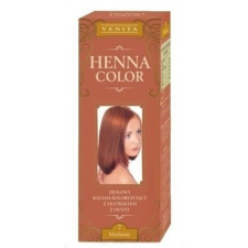 Henna Henna color hajfesték 7 réz vörös 75 ml hajfesték, színező