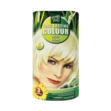 HennaPlus Long Lasting Colour természetesen tartós hajfesték 00 szőkítő 1db hajfesték, színező