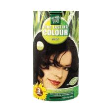 HennaPlus természetesen tartós hajfesték 1 fekete 1db hajfesték, színező