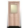 HÉRA 3 CPL fóliás beltéri ajtó, 75x210 cm