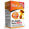 Herbaház BIOCO D3 -VITAMIN FORTE 4000 IU 100DB
